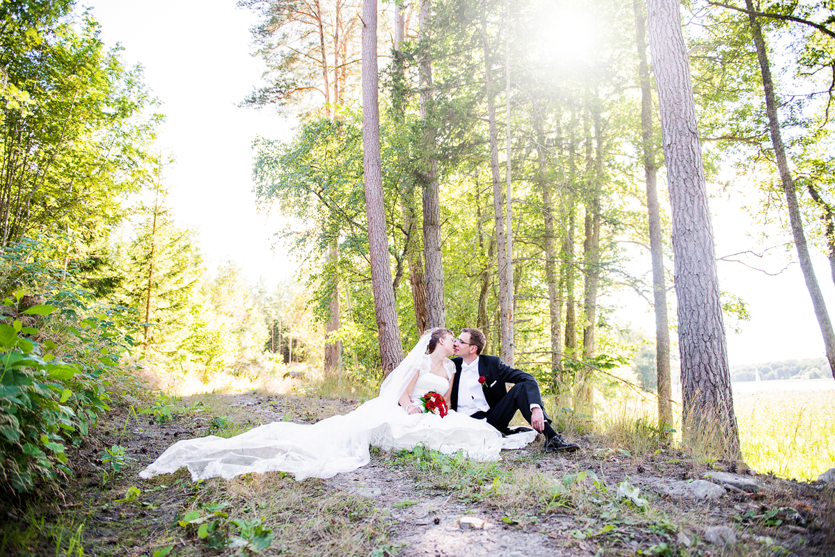 Bröllop Johannesbergs slott – Malin&Fredric