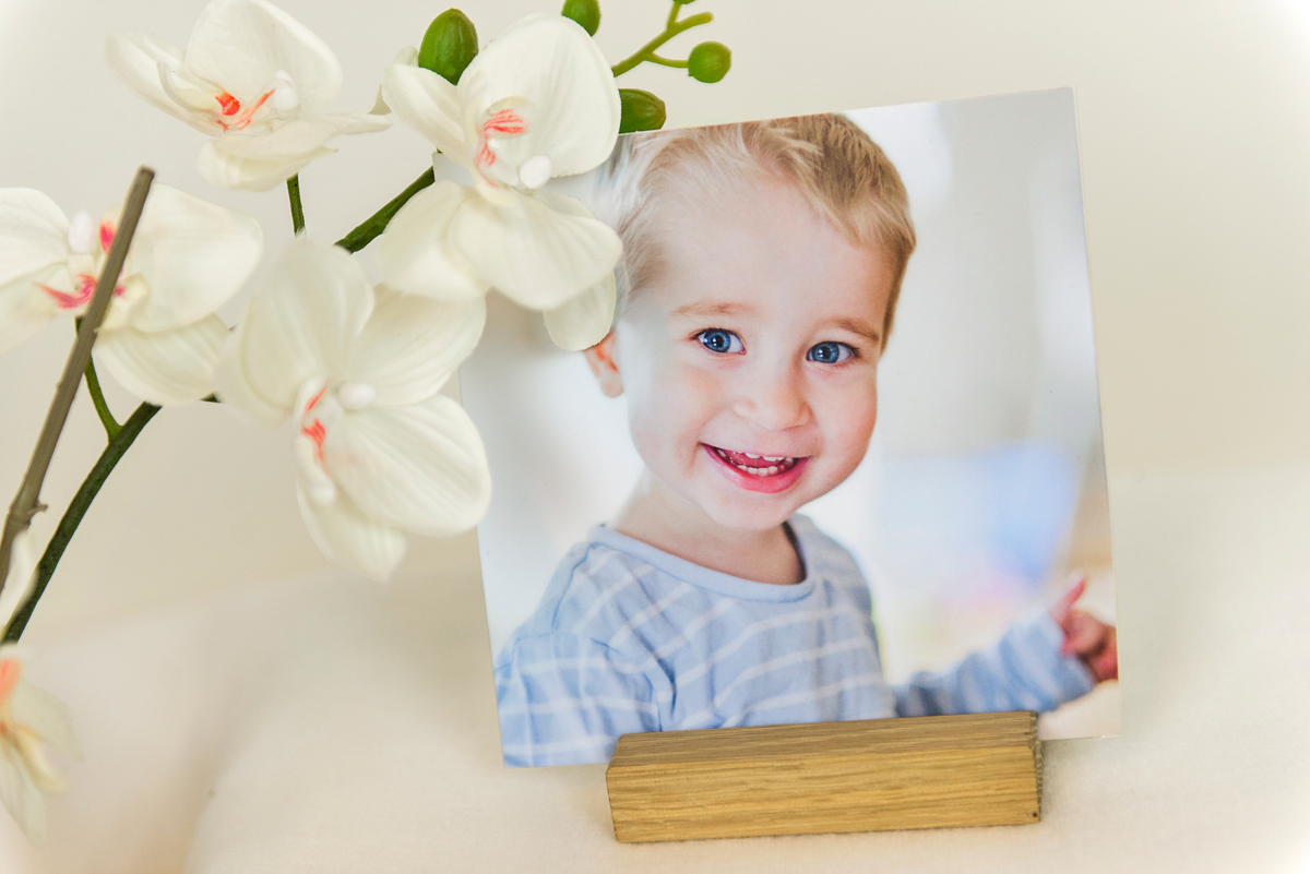 Fotoprodukt barnfotografering