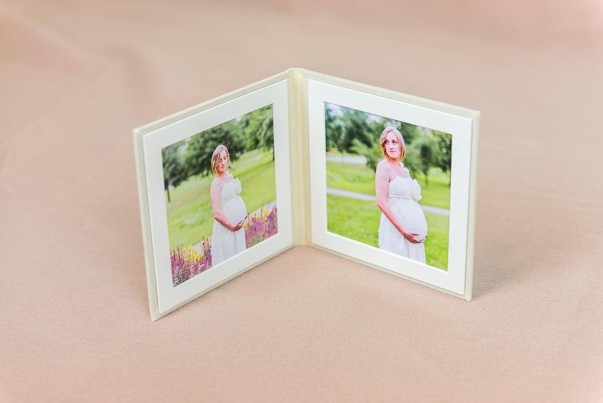Fotoprodukt gravidfotografering