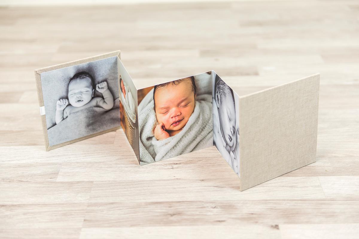 Fotoprodukt nyföddfotografering