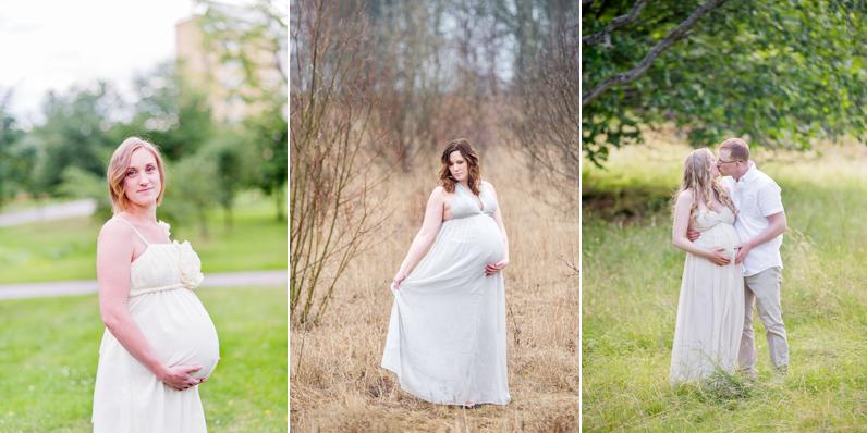 klänning-gravidfotografering