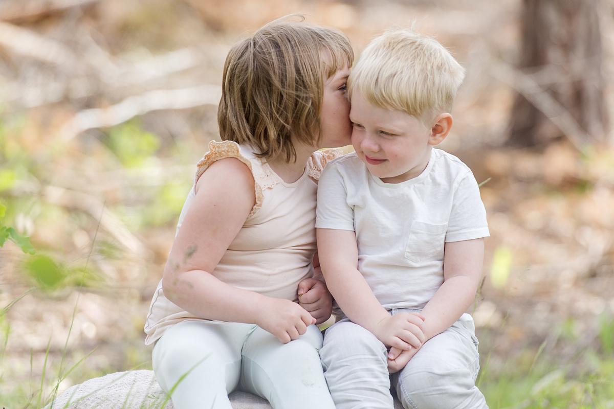 Hemligheterna bakom fantastiska syskonbilder